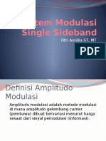 Sistem Modulasi Single Sideband Upload by Teuinsuska2009 Wordpress Com