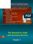 1. Overview audit