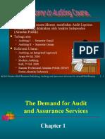1. Overview audit