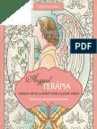 Doreen Virtue - Angyalterápia színezőkönyv