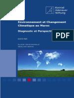Environnement Et Changement Climatique Au Maroc
