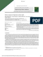 Failure Analysis of Hydraulic Turbine Shaft.pdf