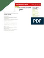 Poetry International Web - Slovenia