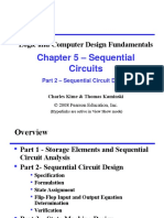 Unit 5 Part 2 Sequential Circuit Design