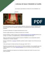 Gran servicio sobre reformas de banos Valladolid en Castilla y Leon
