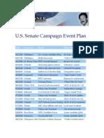 USSC Event Plan