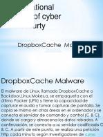 Dropboxcache malware iicybersecurity
