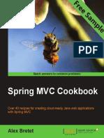 Spring MVC Cookbook - Sample Chapter