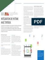 Intégration de système avec TOPdesk