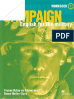 Elementary English for the Military Workbook