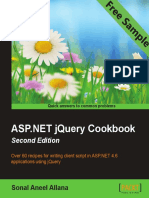 ASP.NET jQuery Cookbook - Second Edition - Sample Chapter