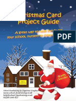 School Christmas Cards Brochure 2016