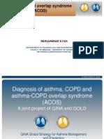 Asthma Dan COPS Overlap Syndrom
