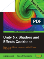 Unity 5.x Shaders and Effects Cookbook - Sample Chapter