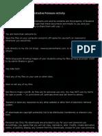 Task Sheet (Grammar)