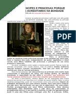 SOMOS PRINCESAS PORQUE AMAMOS E ACREDITAMOS NA BONDADE.docx