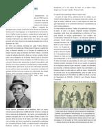 Autores e Historia Del Himno Nacional de Guatemala