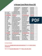 Precinct List