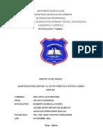 Agradecimiento Caratula Dedicatoria Introduccion