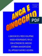 ANCA GINOCCHIO Varismo Valgismo