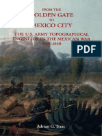 From the Golden Gate to Mexico City the U.S. Army Topographical Engineers in the Mexican War, 1846-1848