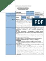 Instrumento de Evaluacion Multidisciplinario