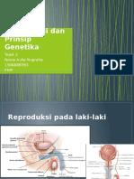 Reproduksi Dan Prinsip Genetika Topik 3