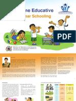 Nine year schooling Brochure