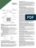Manual Orbis Ins DATA MICRO