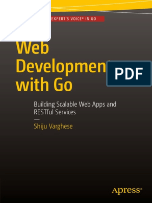 Web Development With Go | Object Oriented Programming | Compiler