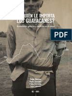 A quién le importa los guayacanes? Acumulación, gobierno y conflictos