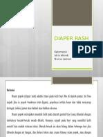 Diaper Rash Ppt