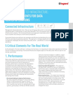 Top 5 Critical Elements for Data Center Operations