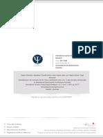 Estandarizacion CDI Cuestionario de depresión infantil