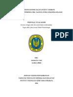 Analisis Pengaruh Kondisi Jalan Angkut Tambang