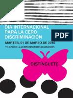 ZeroDiscrimination 2016 Brochure Es