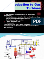 Gas Turbine Power Plant Presentation