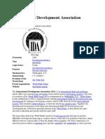 International Development Association