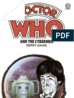 014 - Doctor Who and the Cybermen