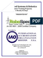ADVANCE Robotics & Embedded Systems