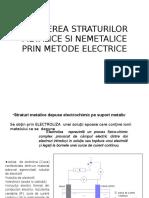Cursul 11 Obtinerea Electrochimica a Straturilor Metalice Si Nemetalice