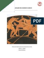 Apuntes Arqueología clásica