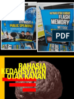New Rahasia Kedahsyatan Otak Kanan