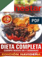 DIETA COMPLETA Edición Navideña Cuerpo Nuevo en 4 Semanas- Mariano Orzola