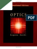 solucionario Eugene Hecht (4ta Ed)