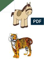Animales para lenguaje