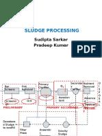 Ce-311 Sludge Processing