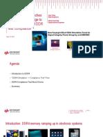 2014 ADS DDR4 Compliance Test Bench HSD Seminar Rev1