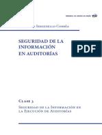Seguridad de La Informacion en Auditorias Clase3
