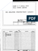 Reheter Protection Logic